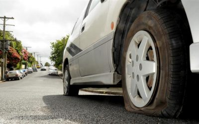 Handle A Sudden Tyre Burst With Mobile Mechanics In Horsham