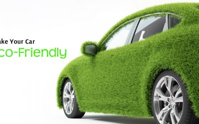 Time To Make Your Car Eco-Friendly With 4 Easy Tips